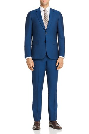 Paul Smith Solid Slim Fit Suit
