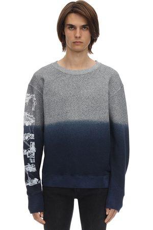 FAITH CONNEXION Men Hoodies - Printed Cotton Jersey Sweatshirt Hoodie