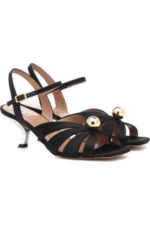 Marni Satin sandals