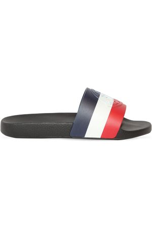 Moncler Jeanne Rubber Slide Sandals