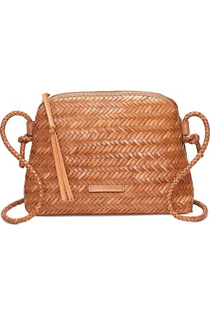 Loeffler Randall Women Purses - Mallory Woven Leather Crossbody