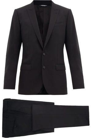 Dolce & Gabbana Men Loungewear - Martini-fit Virgin-wool Twill Two-piece Suit - Mens