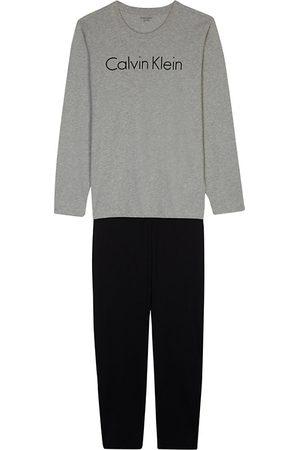 Calvin Klein Logo print cotton pyjamas 4-16 years
