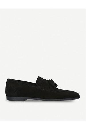 Tod's City leather driver loafers