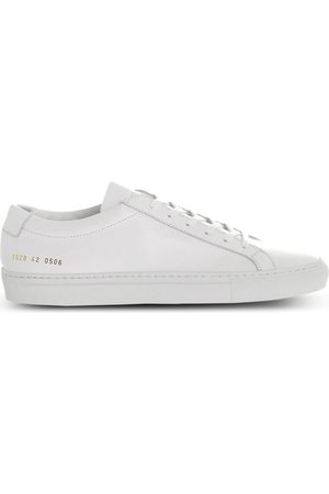 COMMON PROJECTS Men Sneakers - Achilles leather low-top trainers