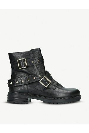 Kurt Geiger Stinger studded leather boots