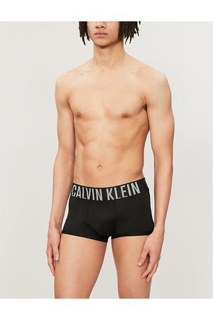 Calvin Klein Intense Power slim-fit microfibre trunks