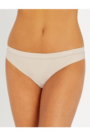 Calvin Klein Form stretch-jersey thong