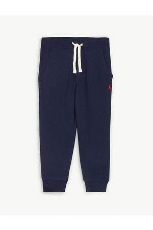 Ralph Lauren Cotton-fleece jogging bottoms 2-14 years