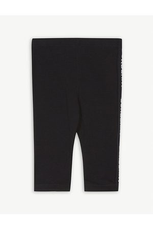 Burberry Krista cotton-blend leggings 1-3 years