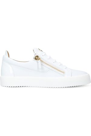 Giuseppe Zanotti Men Sneakers - Low-top leather trainers