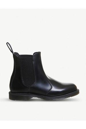 Dr. Martens Kensington Flora leather Chelsea boots