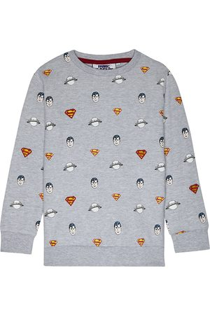 Fabric Flavours Superman cotton-blend jumper 3-10 years