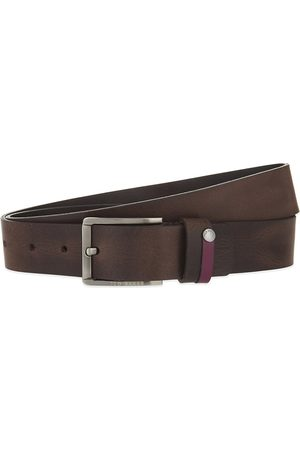 Ted Baker Keepsak leather belt