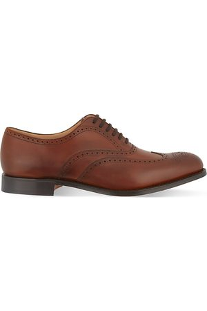 Church Berlin punched wingcap Oxford shoes