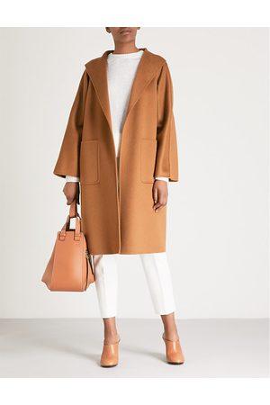Max Mara Women's Lilia Cashmere Wrap Coat