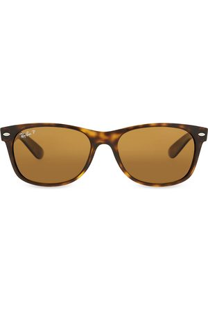 Ray-Ban RB2132 New Wayfarer tortoiseshell sunglasses