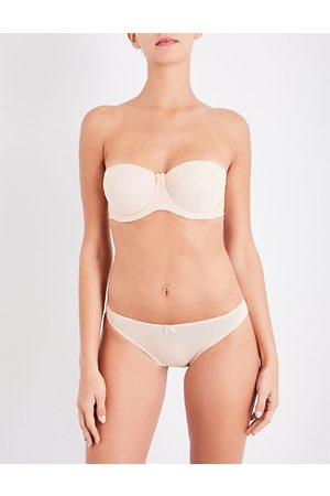 Panache Evie stretch-jersey strapless bra