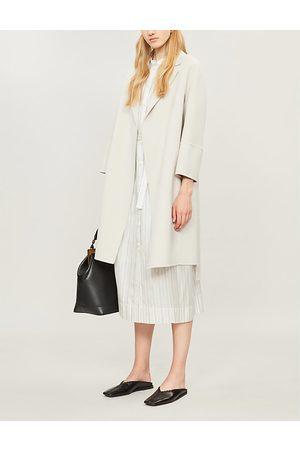 Max Mara Arona single-breasted wool coat