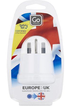 Go Travel Reisaccessoires EU to UK adaptor