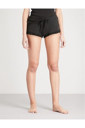 SKIN 365 cotton-jersey shorts