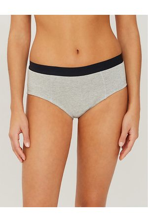 THINX Mid-rise organic cotton briefs