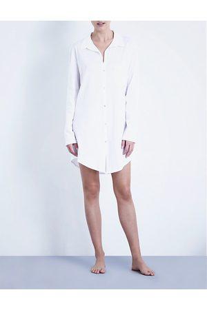 Hanro Deluxe cotton nightshirt