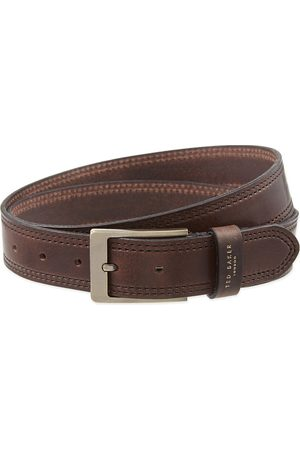 Ted Baker Cricket stitch belt
