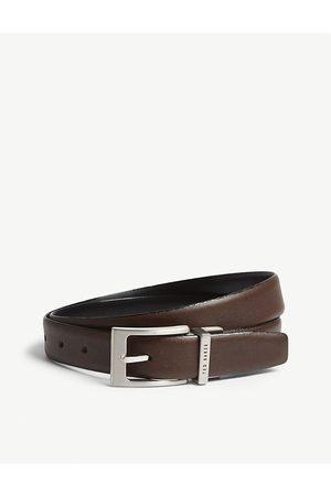 Ted Baker Karmer reversible leather belt