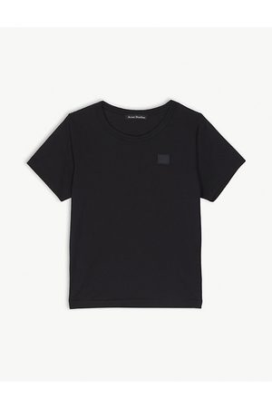 Acne Nash cotton T-shirt 3-10 years