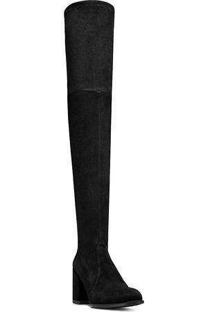 Stuart Weitzman Women's Tieland Over-the-Knee Boots