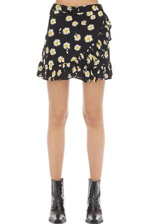 The People Vs Capri Printed Rayon Skirt