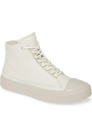Ecco Women's Flexure Cap Toe High Top Sneaker