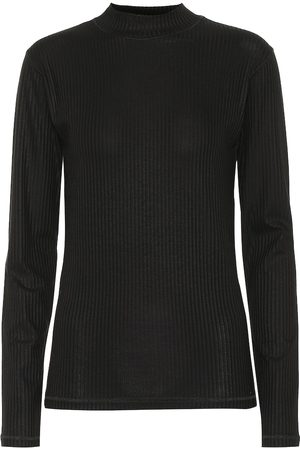 Eytys Stretch ribbed-knit top