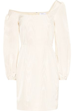 RACIL Debbie cotton-blend minidress