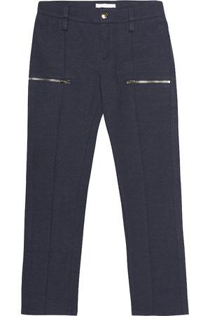 Chloé Cotton-blend pants