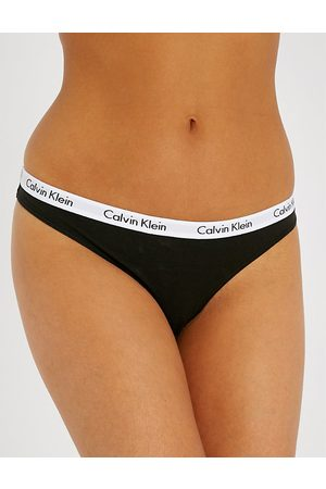 Calvin Klein Carousel jersey thong