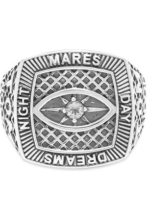 TOM WOOD Champion Ring Crystal Eye