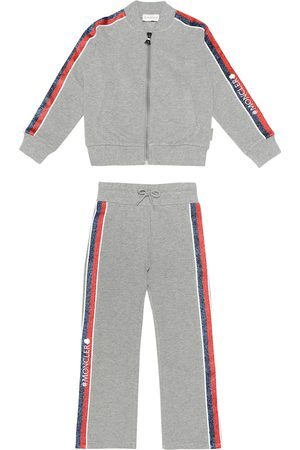 Moncler Logo stretch-cotton tracksuit