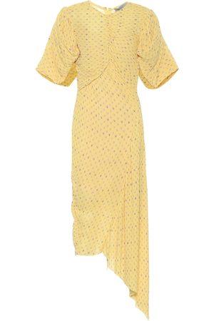 THORNTON BREGAZZI Jenny floral georgette dress