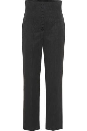 RACIL Stevie stretch-cotton pants