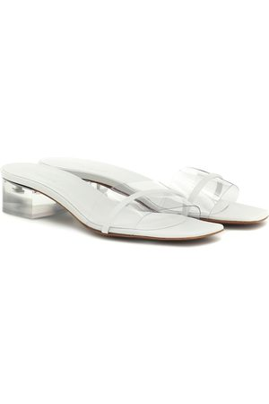 Neous Osty 30 PVC and leather sandals