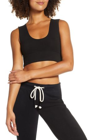 Groceries Apparel Women's Gemini Stretch Organic Cotton Crop Top