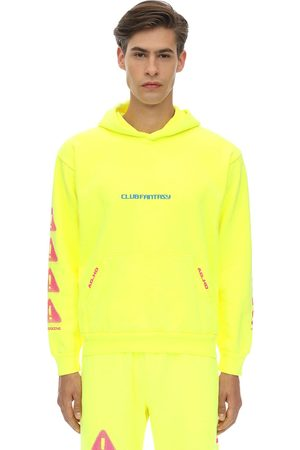 CLUB FANTASY Hyperactive Cotton Sweatshirt Hoodie