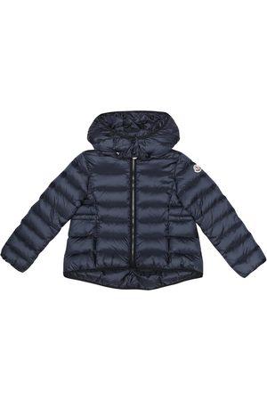 Moncler Finlande hooded down coat