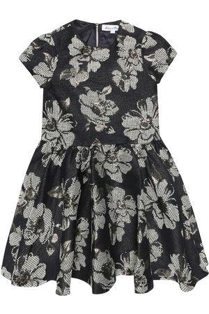 Tartine Et Chocolat Floral jacquard dress
