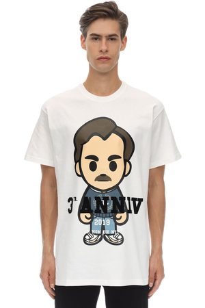 Ih Nom Uh Nit Pablo Printed Cotton Jersey T-shirt