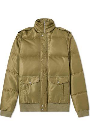 Saint Laurent Nylon Aviator Jacket