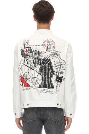 Warren Lotas Europa Custom Design Denim Jacket