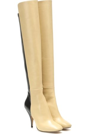 PETAR PETROV Soekie leather knee-high boots